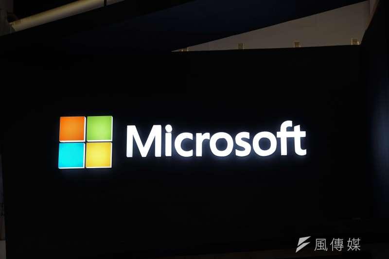 微軟、戴爾、惠普、英特爾聯名反對美國總統川普加徵關稅,微軟也與任天堂和索尼互動娛樂發表聲明。(資料照,盧逸峰攝)