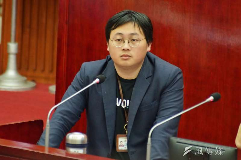 20190529-台北市議會總質詢,觀光局長劉奕霆出席。(盧逸峰攝)
