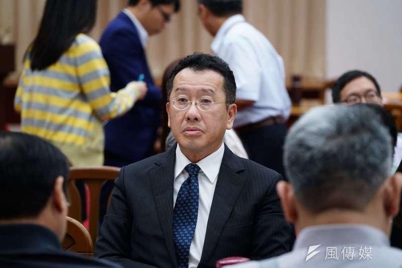 朝野立委批評「台灣Pay」績效太差,並要求金管會主委顧立雄要關心。(資料照片,盧逸峰攝)