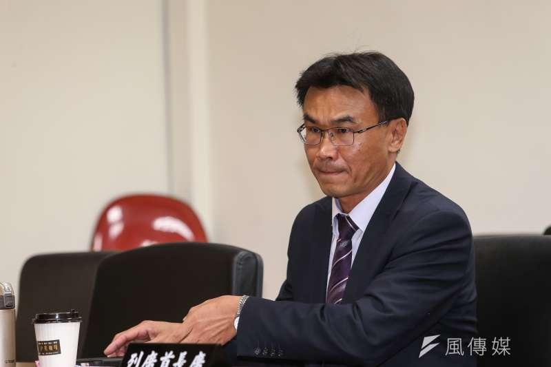 20190530-農委會主委陳吉仲30日出席立院經濟委員會。(顏麟宇攝)