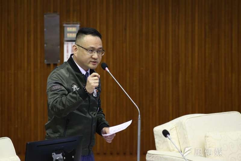 民進黨預計在18日的中執會,徵召北市議員阮昭雄參選北市文山區立委。(資料照,陳品佑攝)