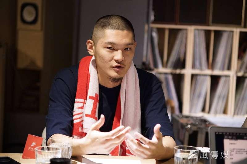 20190605-金曲專訪,歌手Leo王。(盧逸峰攝)