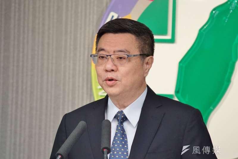 民進黨主席卓榮泰。(資料照,盧逸峰攝)