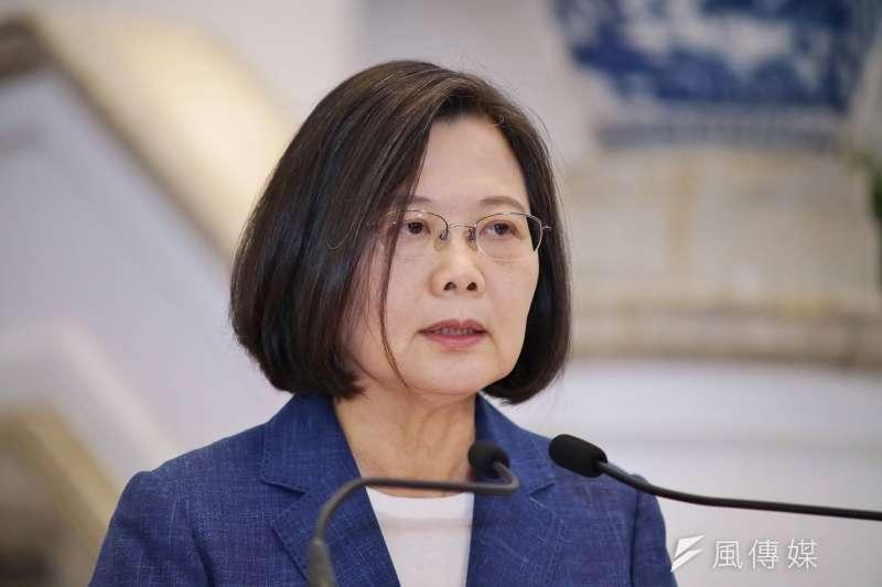 作者認為,獨派出走是蔡英文解構國民黨勢力的最後一哩路 ,因為國民黨非常需要台獨這個敵人來定位自己的政治目標,打倒台獨光復台灣的執政地位是號召支持的最主要訴求,而他們根本不知道該如何應對一個不再喊台灣獨立的民進黨 。(盧逸峰攝)