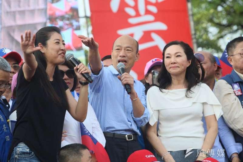 高雄市長韓國瑜熱潮不退,必有其原因。(新新聞,柯承惠攝)