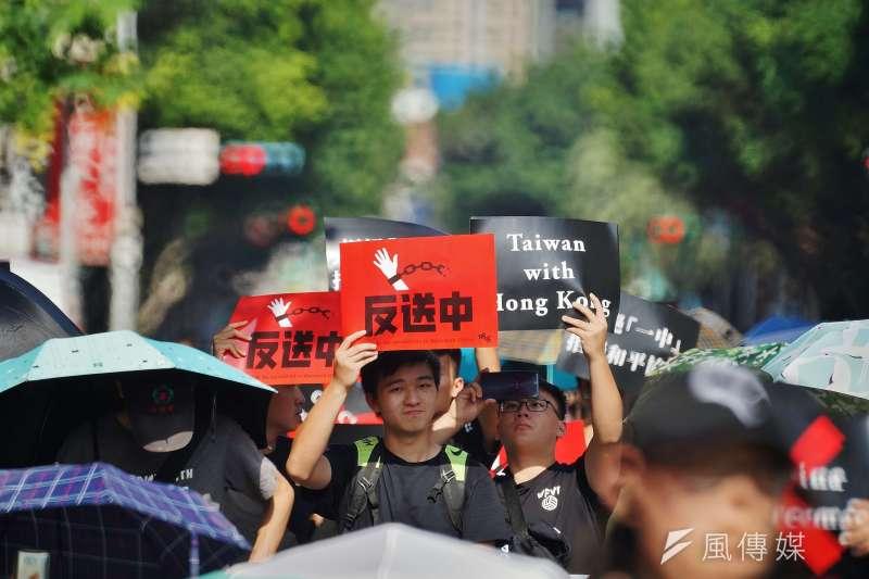隨著兩岸情勢的變化,台灣是否也越來越失去信心了呢?(資料照,盧逸峰攝)