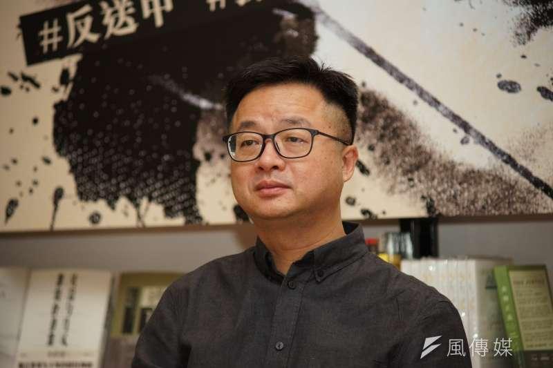 針對民進黨2020年不分區立委提名,民進黨秘書長羅文嘉(見圖)18日表示,提名人選將來在立法院,須具有「作戰實力」的名單。(盧逸峰攝)