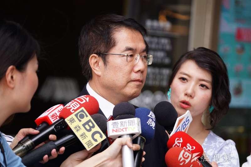 台南市5天也出現4例登革熱病例,市長黃偉哲3日表示,台南和高雄就像鄰居,唇亡齒寒,一定要協力合作。(資料照,盧逸峰攝)