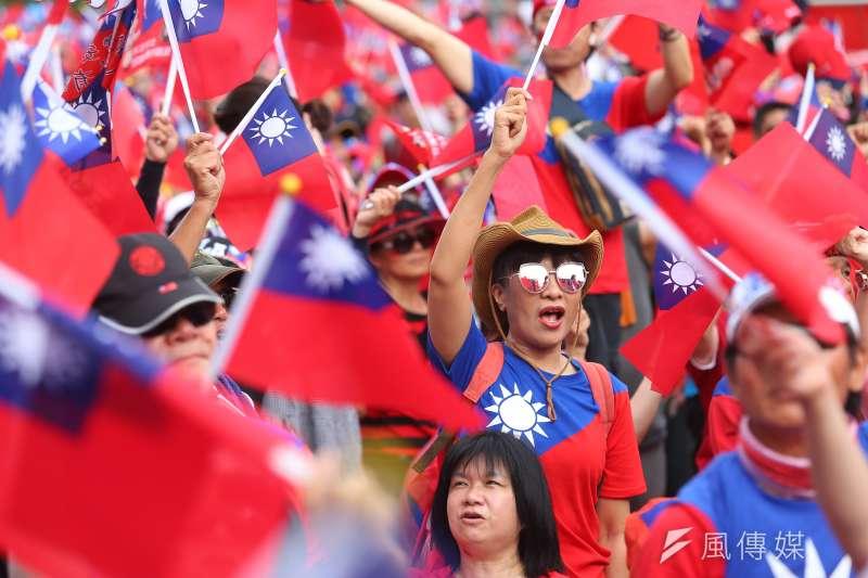 群體狂熱恐讓台灣再次淪為法西斯主義的溫床。(資料照,顏麟宇攝)