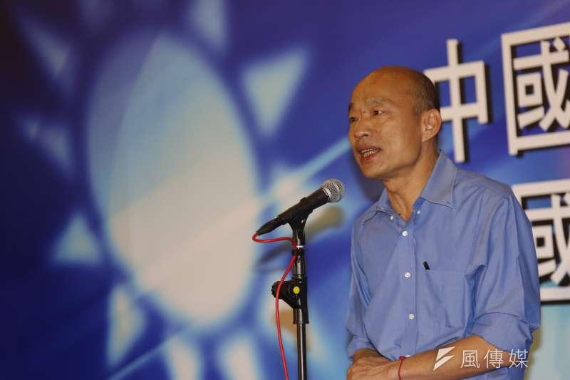 作者認為民進黨連這個「深愛臺灣」無關政治的李希文都不願肯定,何況藍營的政治人物!。(資料照,新新聞郭晉瑋攝)