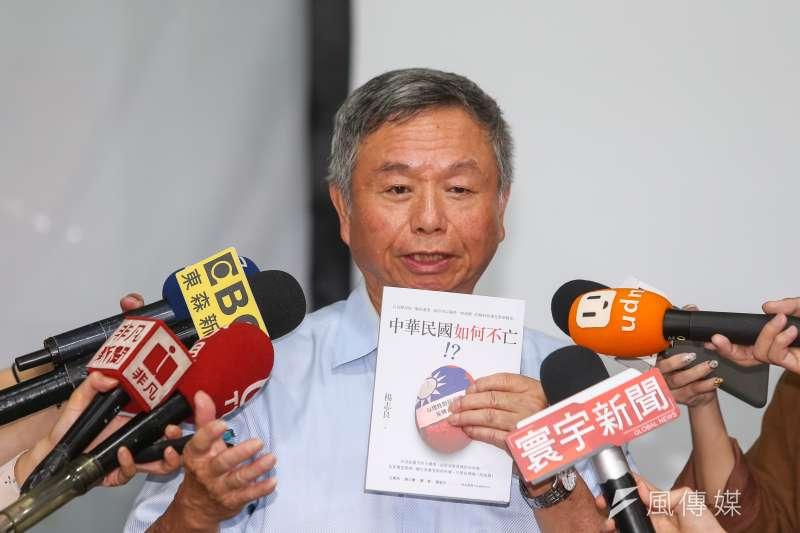 前衛生署長楊志良認為民眾的口罩庫存已經足夠,政府不必再組口罩國家隊。(資料照,顏麟宇攝)