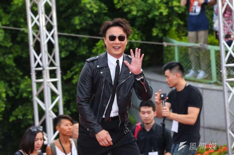 香港藝人陳奕迅(見圖)已表態終止與Adidas的合作。(資料照,顏麟宇攝)