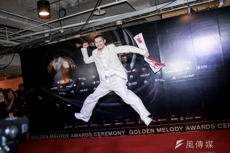20190629-2019第30屆金曲獎 最佳國語男歌手獎:LEO 王。(簡必丞攝)