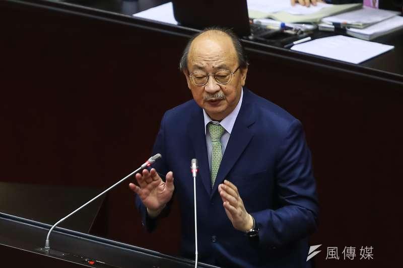 監察院明年將設置「國家人權委員會」,對此,民進黨立法院黨團總召柯建銘表示,恰逢世界人權日的時刻,讓台灣在人權領域的進步具有重大特殊意義。(資料照,顏麟宇攝)