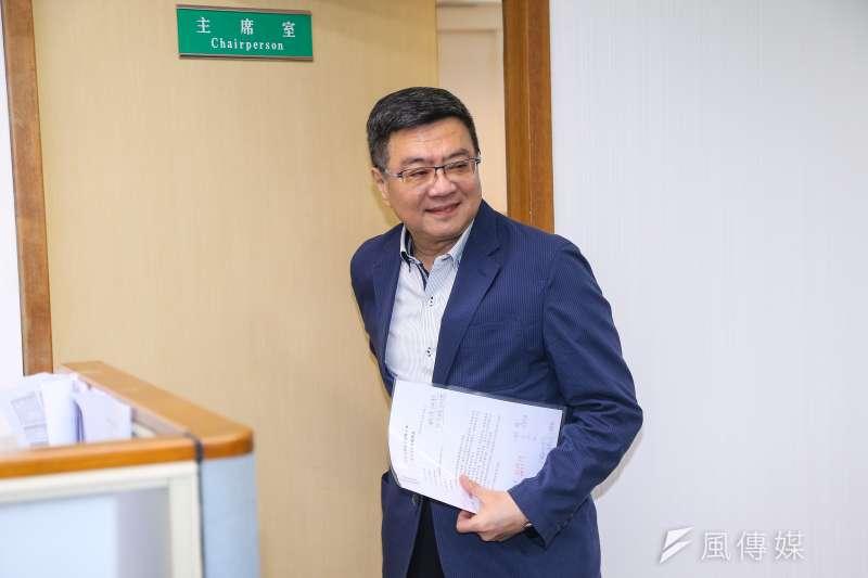 民進黨主席卓榮泰10日強調,民進黨跟任何人、任何黨,在政策或議題上的合作都是開放的。(顏麟宇攝)