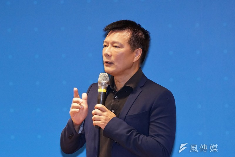 資深媒體人蔡詩萍表示,國民黨主席選舉,選到此時,誰能當選實在意義不大。(資料照,盧逸峰攝)