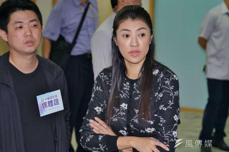 國民黨總統參選人韓國瑜8日將在新北辦造勢大會,國民黨立委許淑華(見圖)5日接受專訪時表示,「這一場對我們是關鍵重要」。(盧逸峰攝)