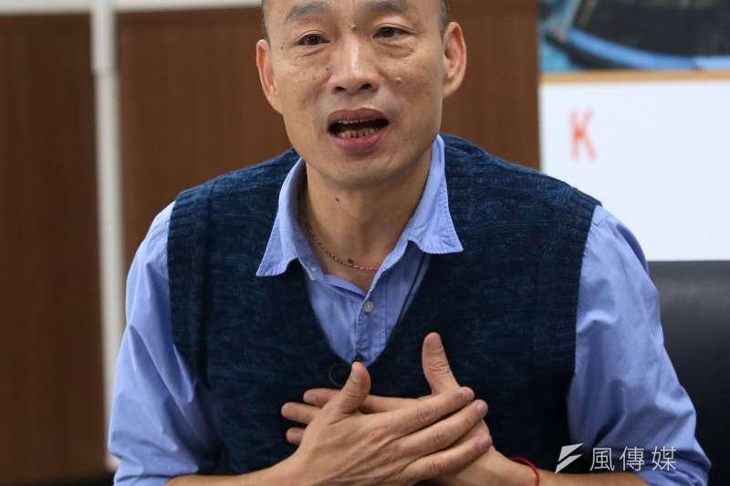 筆者建議在高雄成立國民黨智庫南部辦公室、定期在南部舉行中常會,將對未來大選發揮關鍵性的助力。(資料照,新新聞林瑞慶攝)