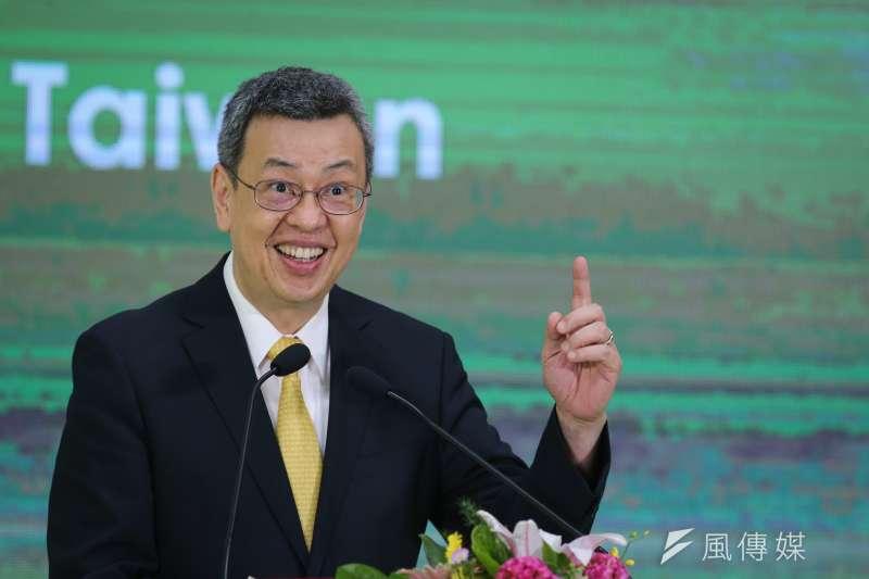 20190726-副總統陳建仁出席「2019年台灣美食展」開幕儀式。(陳品佑攝)