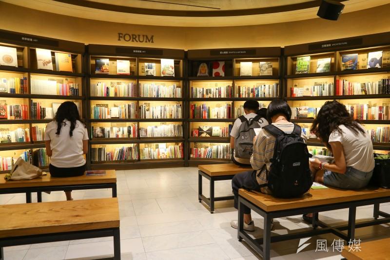 20190802-松菸誠品書店。(顏麟宇攝)