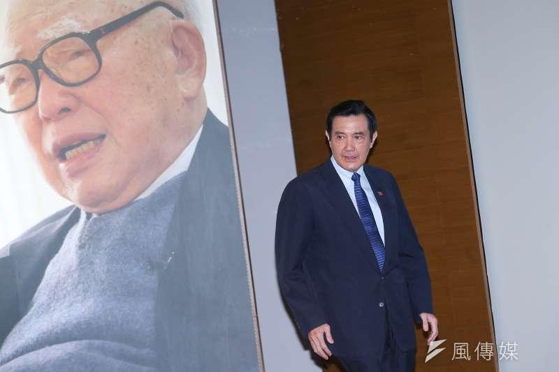 前總統馬英九(見圖)表示,總統蔡英文只有在打選戰時是「辣台妹」,碰到慰安婦議題就成了「軟台妹」。(資料照,顏麟宇攝)