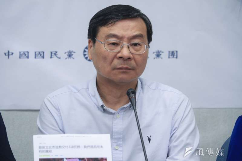 鴻海創辦人郭台銘、台北市長柯文哲、前立法院長王金平23日將會面,三人是否結盟外界相當關注。國民黨團總召曾銘宗(見圖)22日表示,對此感到焦慮與擔憂,。(蔡親傑攝)
