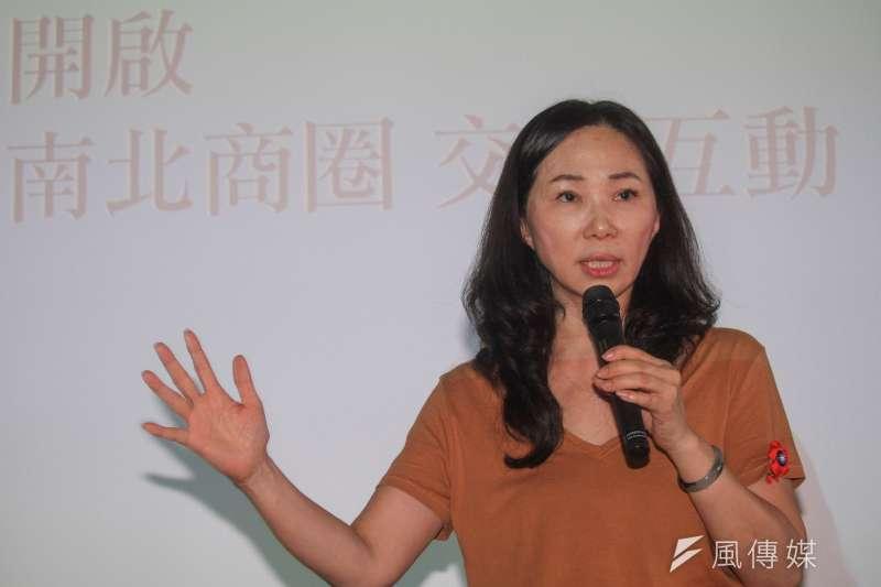 雲林縣政府證實,高雄市長夫人李佳芬(見圖)因農舍爭議,已向內政部提出訴願。(資料照,蔡親傑攝)