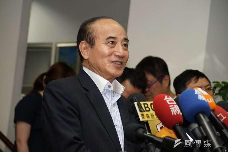 國民黨立委陳宜民指出,前立法院長王金平(見圖)在黨內早已被邊緣化。(資料照,盧逸峰攝)