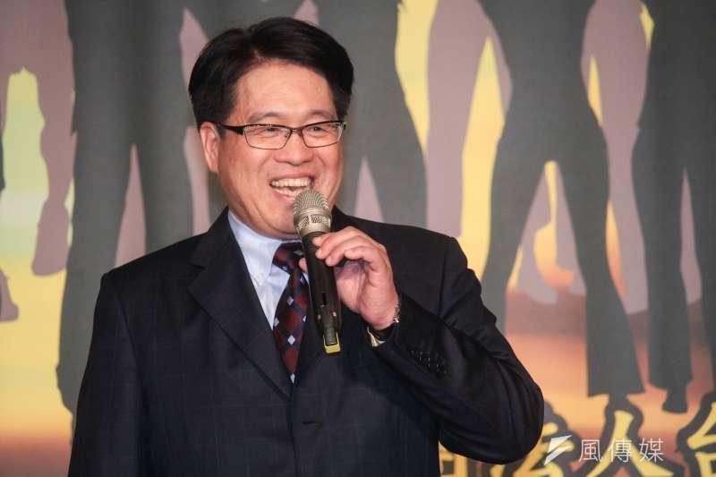 談及「換瑜」聲浪,台灣民意基金會董事長游盈隆(見圖)指出,高雄市長韓國瑜面臨的真正問題是擴展政黨認同稍嫌無力,只能自求多福。(資料照,蔡親傑攝)