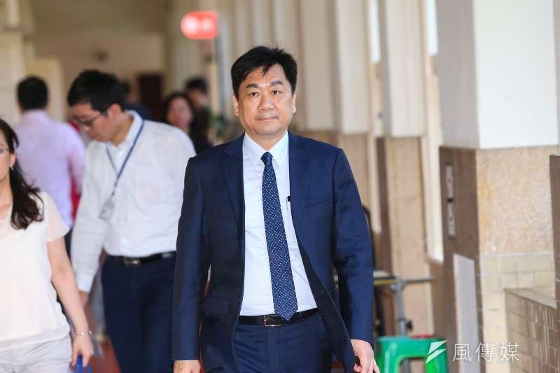 20190827-內政部次長陳宗彥27日出席「觀光業者陳情協調會」。(顏麟宇攝)