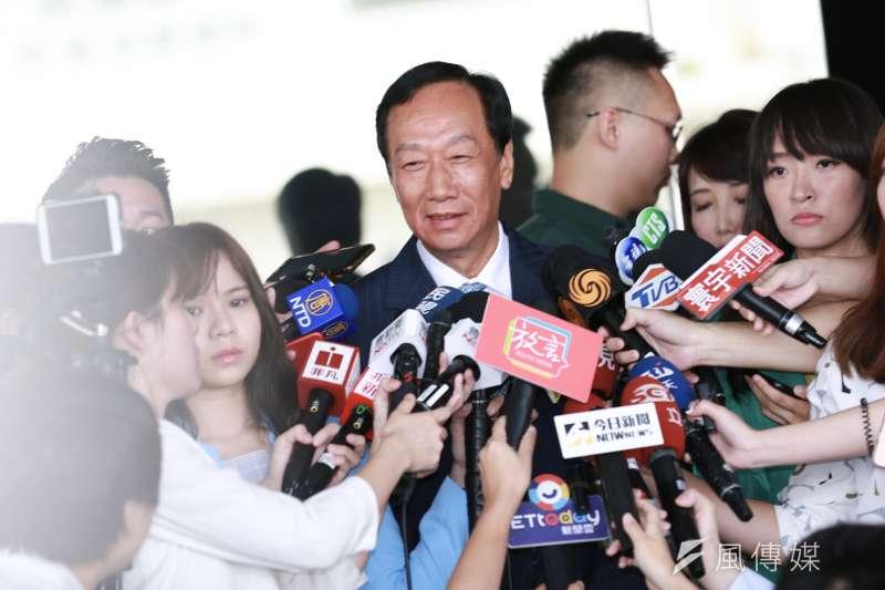 台灣媒體被愚弄兩個多月,民眾被媒體牽著走,二個多月來,全民配合演出的一齣假戲。(資料照,簡必丞攝)