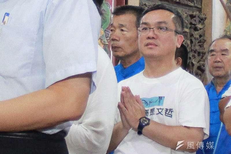 有媒體報導,北市府副發言人黃瀞瑩先前遭北市府顧問劉嘉仁(見圖)性騷擾。(資料照,方炳超攝)