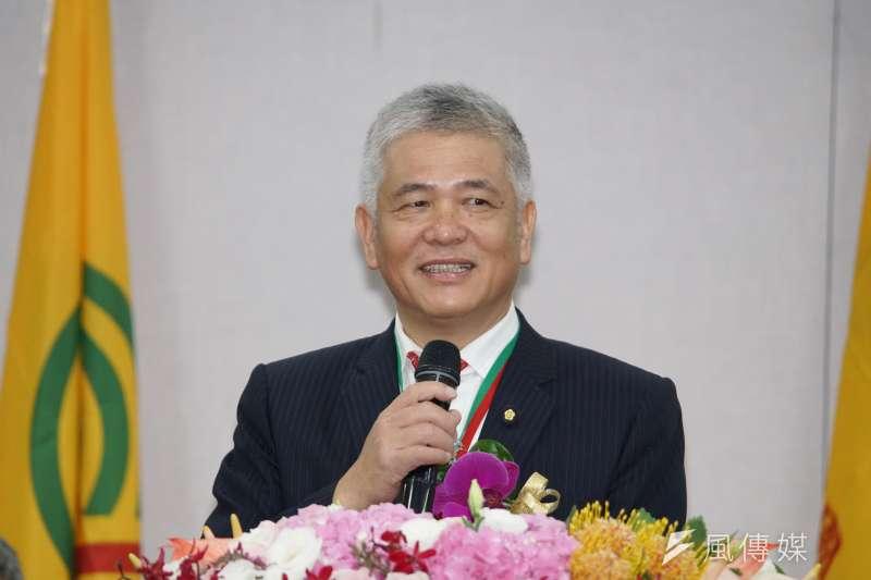 20190922-立委施義芳出席「中華民國土木技師公會全國聯合會第10屆第1次會員代表大會」。(盧逸峰攝)