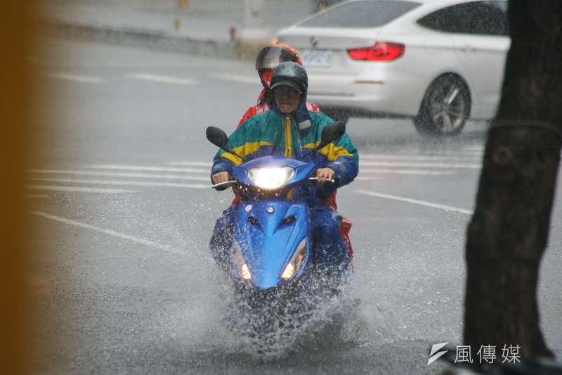 天氣風險公司總經理彭啟明表示,近期4個颱風都發生在台灣附近周遭,很像在典型反聖嬰年發生時的颱風。(資料照,盧逸峰攝)