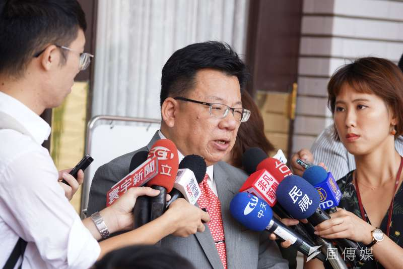 總統府副秘書長李俊俋(見圖)表示,若想進行調整或廢除考試院、監察院,須仰賴朝野攜手完成艱鉅的修憲任務。(資料照,盧逸峰攝)