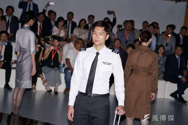 20191002-星宇航空舉行「JX Style制服暨機艙發表會」。(盧逸峰攝)