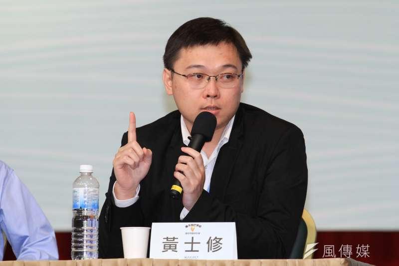 「台灣能源」部落格版主陳立誠日前遭警告Google密碼被「接受政府支援的入侵者試圖竊取」。對此,以核養綠公投發起人黃士修(見圖)表示不是個案。(資料照,蔡親傑攝)