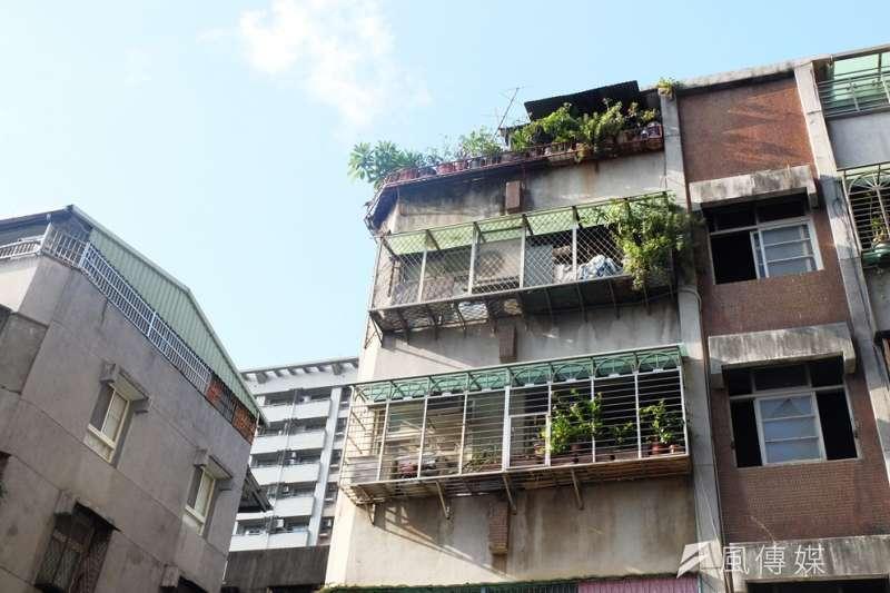 20191007-貧窮、萬華、住宅(謝孟穎攝)