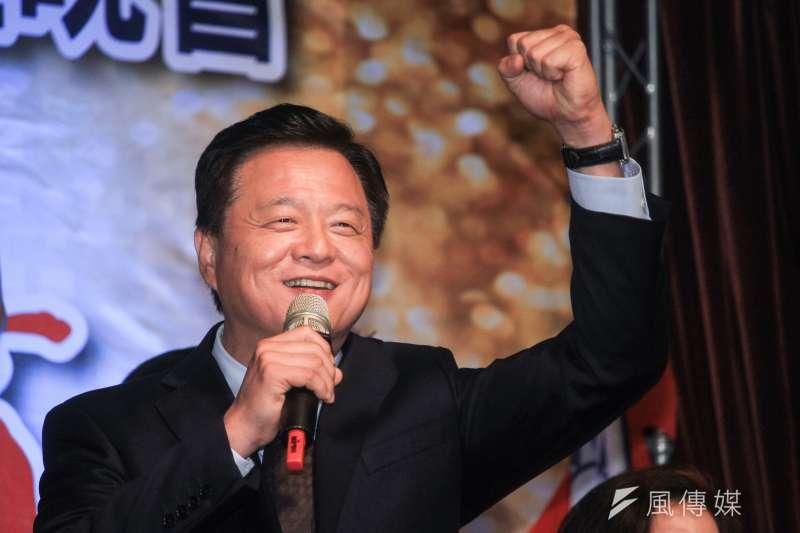 國民黨台南市黨部主委謝龍介率先宣布等明年投票完將參選黨主席,現有黨內人士推薦前台北縣長周錫瑋(見圖,資料照蔡親傑攝)也是適合的人選之一。