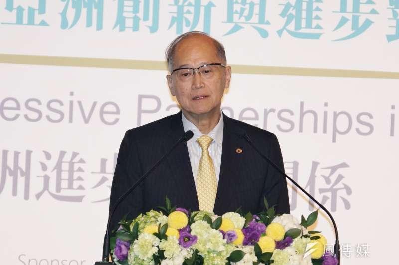 海基會新任董事長李大維(見圖)被外界解讀為總統蔡英文試圖與北京方面重建溝通管道的利器。(資料照,盧逸峰攝)