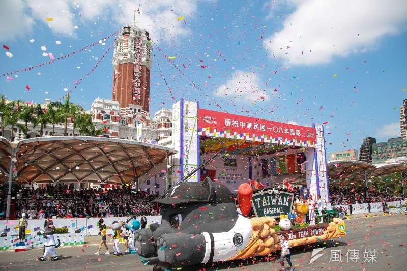 雙十國慶當天,獨派在白宮請願網站發起的請美國承認台灣是獨立國家提案達標。(顏麟宇攝)