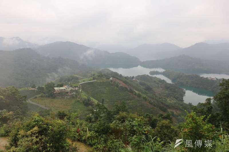 水利署副署長王藝峰表示,已規劃興建3座水庫增加用水,分別是台南南化第2水庫、苗栗天花湖水庫及新北雙溪水庫。圖為翡翠水庫千島湖。(資料照,李梅瑛攝)