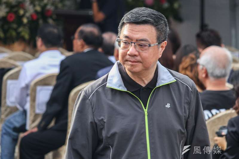 民進黨主席卓榮泰23日在中執會結束之後表示,陳同佳來台投案,若是在雙方沒有司法互助的協議底下,對我們來講絕對是對主權的傷害。(資料照,蔡親傑攝)