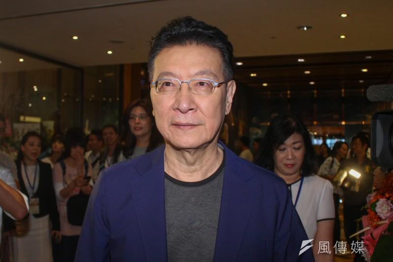 《TVBS》日前公布最新民調,媒體人趙少康在節目上對自家民調分析,直指該份民調「有問題」。(資料照,蔡親傑攝)