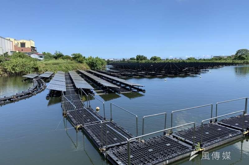 桃園的光電埤塘計劃對生態保育、地方文化特色等都有負面衝擊,因此計劃已暫停。(資料照片,尹俞歡攝)