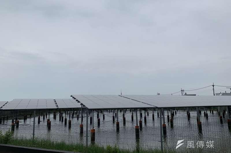 20191016-風數據/綠能專題。雲林光電。(尹俞歡攝)