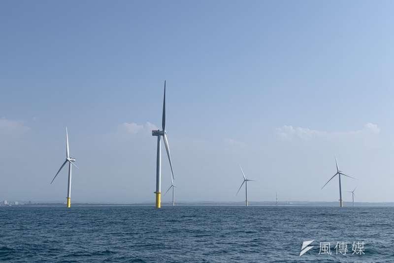 離岸風電國產化政策確定延續至2035年,經濟部工業局官員透露,不排除新增國產化項目。(資料照,尹俞歡攝)