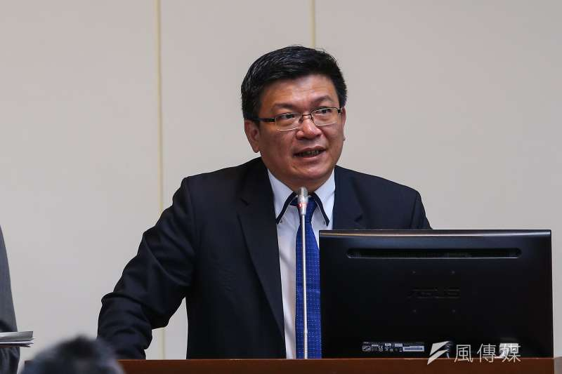 20191017-經濟部次長曾文生17日於經濟委員會備詢。(顏麟宇攝)