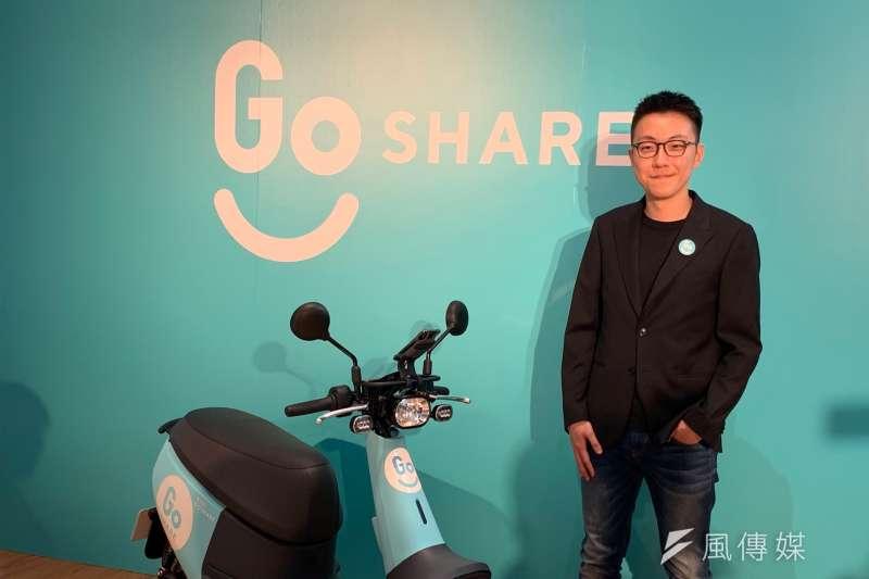電動機車Gogoro成功翻轉市場,讓電動機車從過去每年不到一萬台衝到十二萬台。(資料照片,尹俞歡攝)