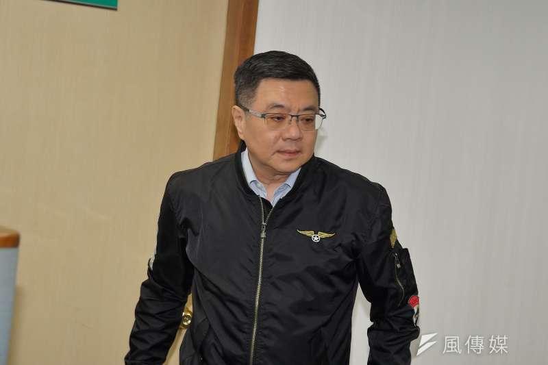 民進黨不分區提名終於落幕,黨主席卓榮泰在臉書發文。(資料照片,盧逸峰攝)